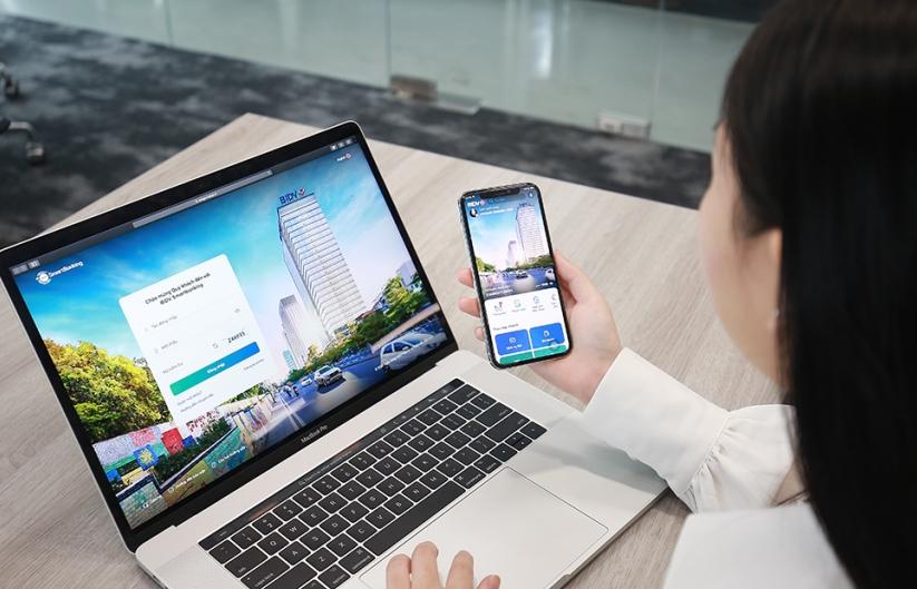 BIDV ra mắt ứng dụng SmartBanking thế hệ mới