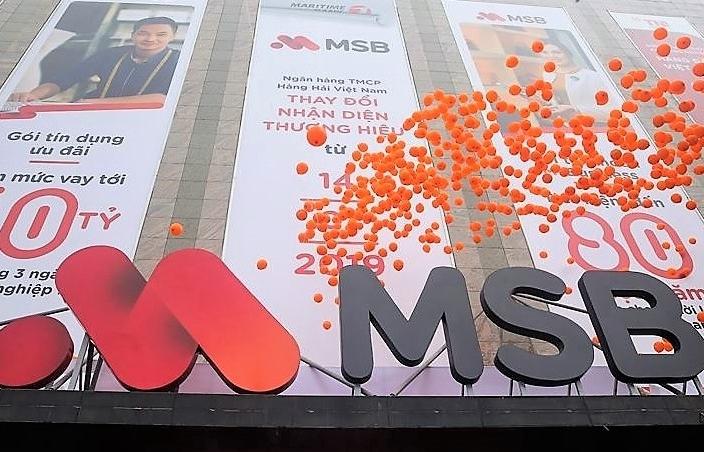 MSB sắp chia cổ tức bằng cổ phiếu tỷ lệ 30% để tăng vốn