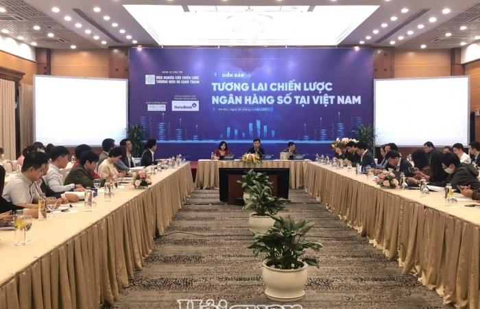 Làm gì cho tương lai ngân hàng số tại Việt Nam?
