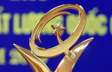 55 doanh nghiệp được tặng Giải thưởng Chất lượng Quốc gia năm 2020