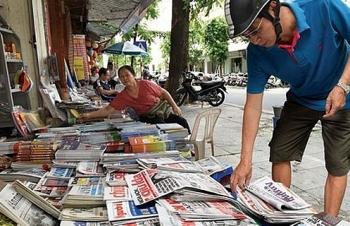 Giảm số lượng và quy hoạch lại nhiều cơ quan báo chí
