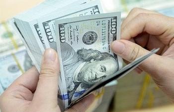 Tỷ giá trung tâm vượt ngưỡng 23.000 VND/USD