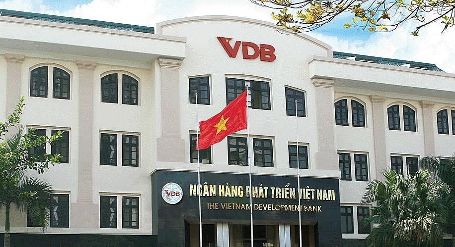 Ngân hàng Phát triển Việt Nam (VDB). Ảnh: ST