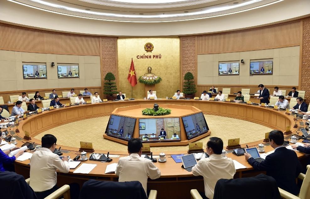 Phiên họp đầu tiên của Chính phủ nhiệm kỳ mới quyết nghị nhiều nội dung quan trọng