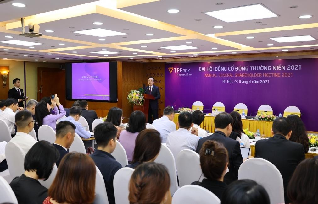 TPBank: Lãi lớn từ vàng, năm 2021 đặt kế hoạch tăng trưởng 32%