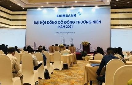 Ngay sau ĐHĐCĐ 2020 không thành, Eximbank cũng không thể tiến hành ĐHĐCĐ 2021