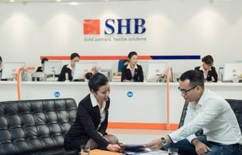 SHB dành nhiều ưu đãi cho các khách hàng doanh nghiệp