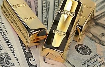 Tỷ giá USD và giá vàng cùng nhau tăng vọt