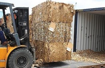 Nhiều điều kiện để nhập khẩu phế liệu làm nguyên liệu sản xuất