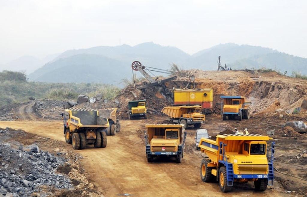 Mức độ kiểm tra thực tế khoáng sản thực hiện theo chỉ dẫn rủi ro