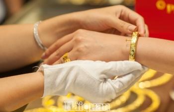 Vàng SJC ngược chiều đà tăng của giá vàng thế giới