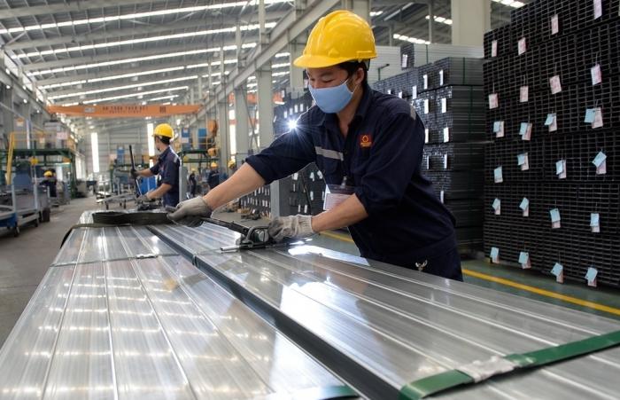 Giá thép tăng cao, doanh nghiệp thép