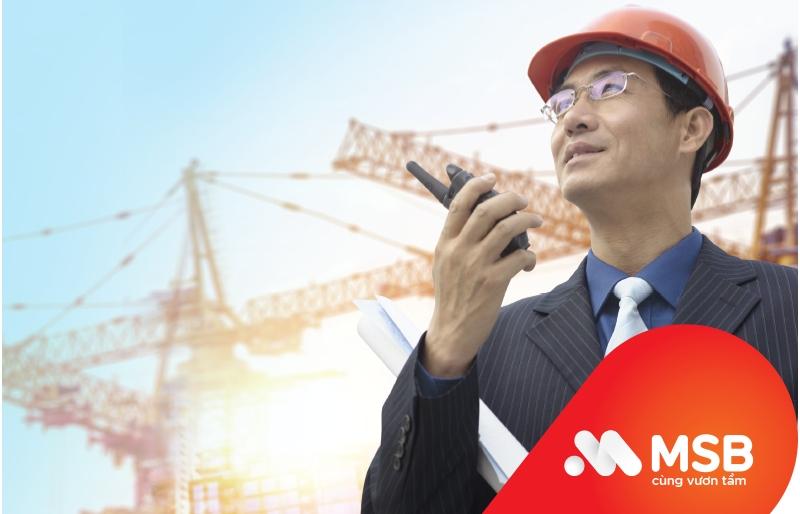 Tài trợ đặc biệt cho doanh nghiệp xây dựng đấu thầu trực tiếp gói thầu vốn NSNN