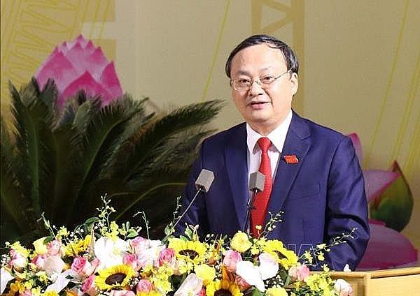 Ông Đỗ Tiến Sỹ giữ chức tổng giám đốc Đài Tiếng nói Việt Nam.