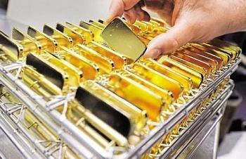 Vàng SJC rơi khỏi mốc 39 triệu đồng/lượng
