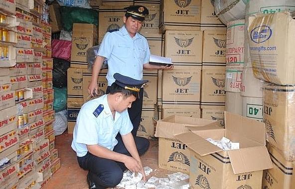 Trưởng Ban chỉ đạo 389 yêu cầu xử lý nghiêm các vụ án buôn lậu thuốc lá