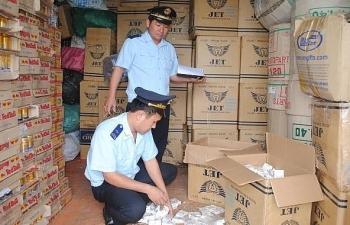 Gỡ vướng trong xử lý thuốc lá ngoại nhập lậu bị tịch thu