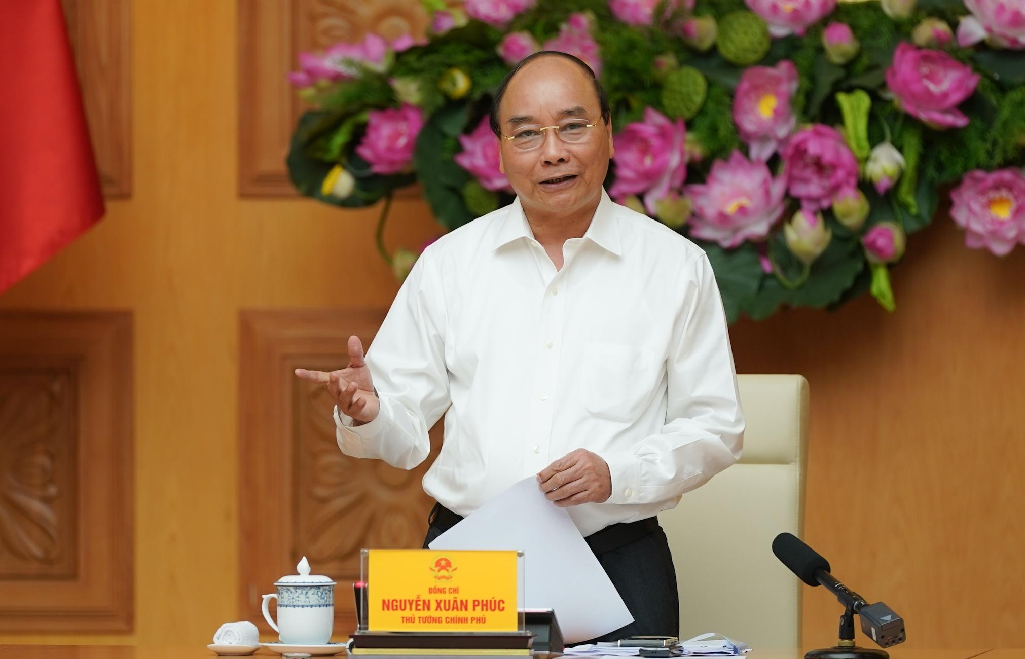 Thủ tướng: Xây dựng kế hoạch dài hơn kích thích kinh tế