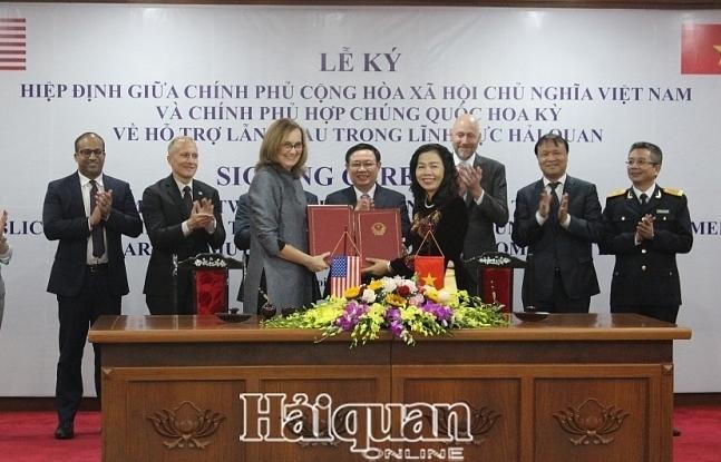 Kế hoạch thực hiện Hiệp định hỗ trợ Hải quan Việt Nam - Hoa Kỳ