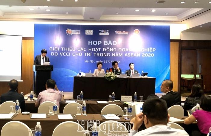 Chuỗi hoạt động doanh nghiệp trong năm ASEAN 2020: Cơ hội quảng bá, thu hút đầu tư