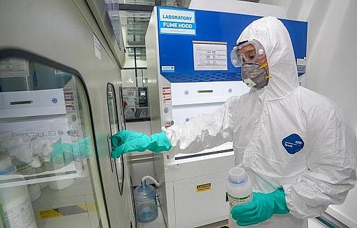 Bộ Y tế sẽ ưu tiên cấp thêm vắc xin cho TP HCM. Ảnh: Internet