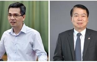 Thủ tướng Chính phủ bổ nhiệm 2 Thứ trưởng Bộ Tài chính