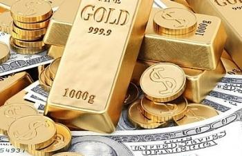 Giá vàng tiếp tục tăng, USD ổn định