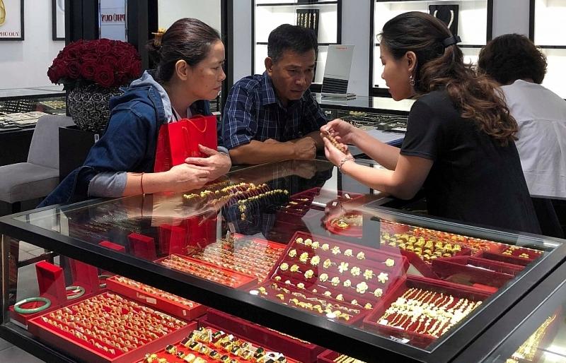 VCCI đề nghị cân nhắc một số quy định về quản lý hoạt động kinh doanh vàng