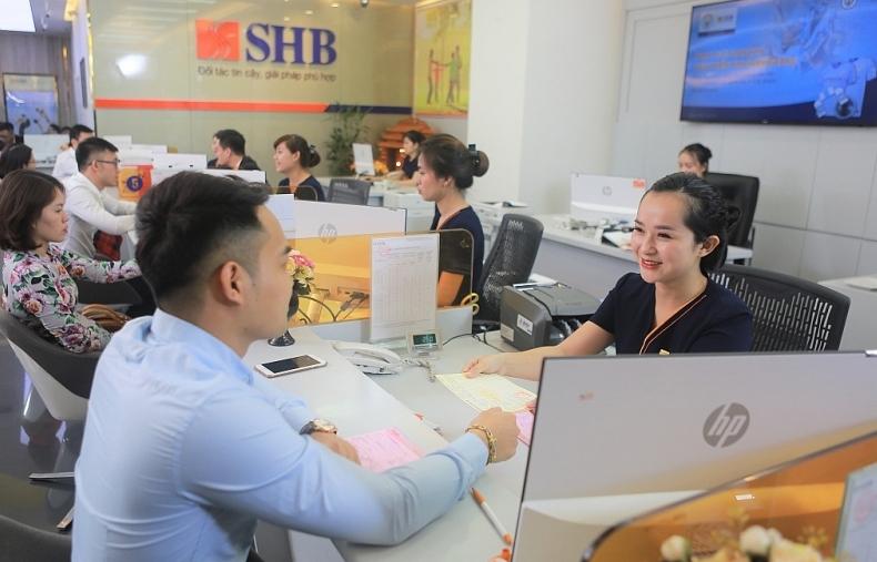 SHB tăng lãi suất huy động nhiều kỳ hạn