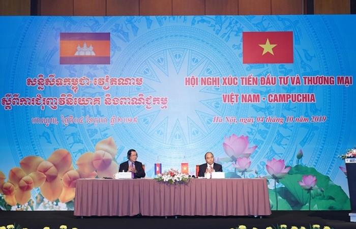 Phát triển, kết nối hạ tầng thương mại biên giới với Campuchia
