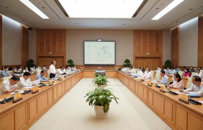Thủ tướng: TPHCM sớm trở thành trung tâm kinh tế, tài chính có tầm khu vực và toàn cầu