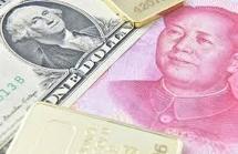 Giá vàng, USD bình lặng, Nhân dân tệ giảm mạnh