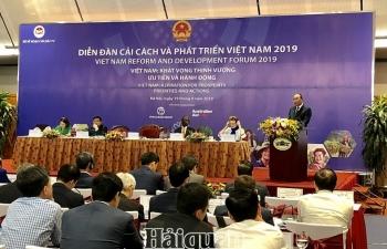 Thủ tướng Nguyễn Xuân Phúc: Việt Nam không ngừng mơ ước và khát vọng vươn lên