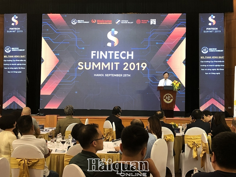 fintech summit 2019 co hoi ket noi dau tu cho cac starup cong nghe tai chinh