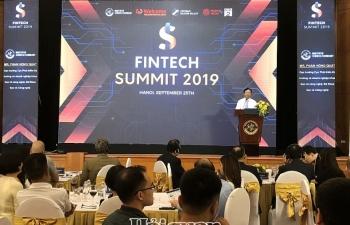 Fintech Summit 2019 – Cơ hội kết nối đầu tư cho các starup công nghệ tài chính