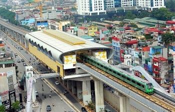 Điều chỉnh Dự án đường sắt đô thị Hà Nội
