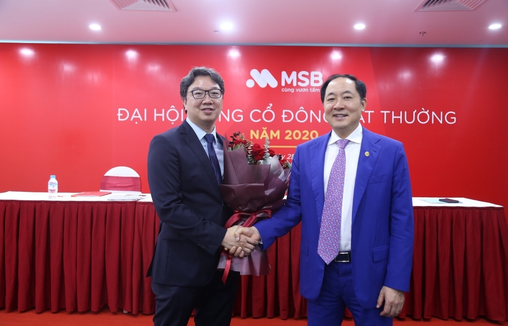 Đại hội cổ đông bất thường MSB: Bầu bổ sung thành viên Hội đồng quản trị