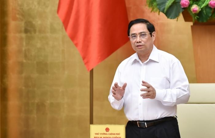 Thủ tướng: Chính phủ thấu hiểu và sẽ tiếp tục hỗ trợ doanh nhân vượt qua khó khăn