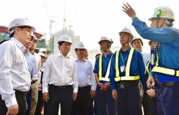 Phó Thủ tướng Trịnh Đình Dũng: Đưa tuyến đường sắt Cát Linh – Hà Đông vận hành trong năm nay