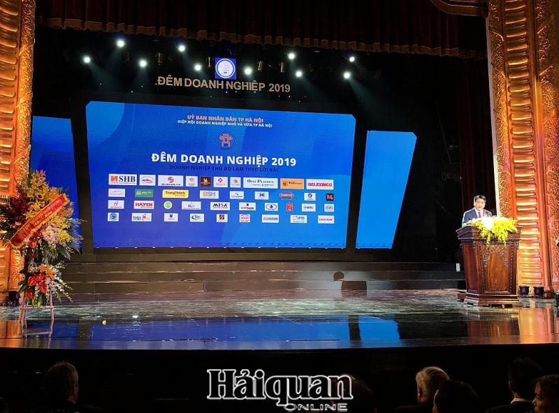 Vinh danh hơn 100 doanh nhân, doanh nghiệp Thủ đô tiêu biểu