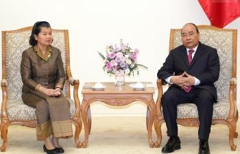 Thủ tướng mong muốn thúc đẩy quan hệ hợp tác đầu tư Việt Nam - Campuchia