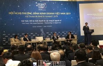 Phó Thủ tướng Vũ Đức Đam: Chính phủ coi khó khăn của nhà đầu tư là khó khăn của chính mình