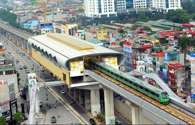 Đường sắt Cát Linh – Hà Nội: Đội vốn hơn 9.200 tỷ đồng