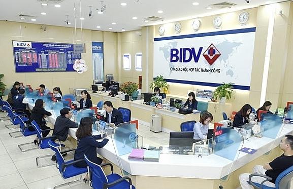 Lợi nhuận 9 tháng của BIDV giảm nhẹ