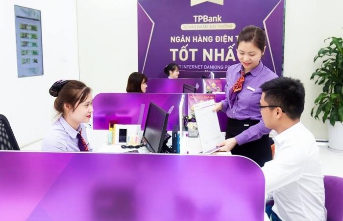 Vẫn tăng trưởng lợi nhuận, nhưng nợ xấu của TPBank tăng gần 60%