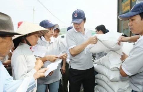 Chính phủ xuất cấp vật lực, tài chính hỗ trợ 5 tỉnh khắc phục hậu quả mưa lũ