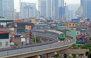 Lập Hội đồng thẩm định Báo cáo NCTKT Dự án đường sắt đô thị Hà Nội tuyến số 5