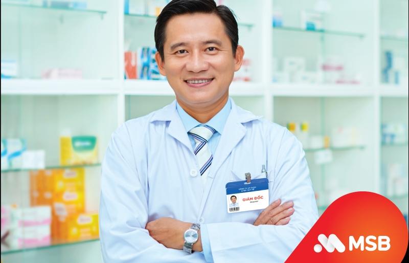Doanh nghiệp y dược được tài trợ tới 100% chi phí không tài sản bảo đảm