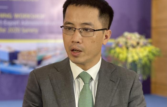 """Trưởng Ban pháp chế VCCI Đậu Anh Tuấn: Cần chính sách hỗ trợ """"tiền tươi thóc thật"""""""