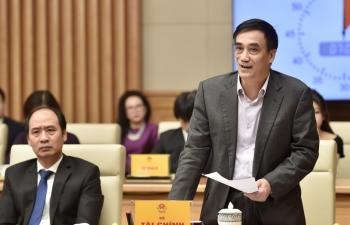 Thứ trưởng Bộ Tài chính: Đảm bảo dòng tiền không bị đứt gãy